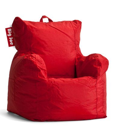 Look what I found on #zulily! Flaming Red Big Joe Cuddle Chair