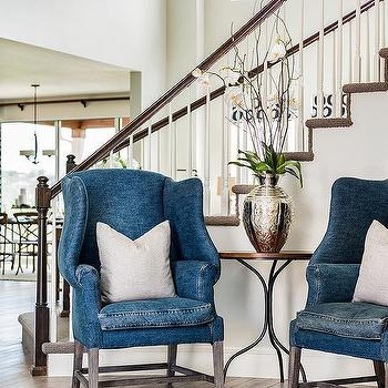 Wingback Chairs Design Ideas