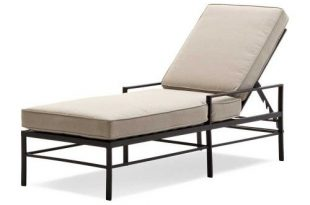 Outdoor Chaise Lounge-Sessel Moderne Home-Design-72701 Chaise Lounge