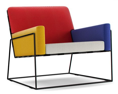 Charles Chair Composition by Marcel Wanders | Sit | Chair design