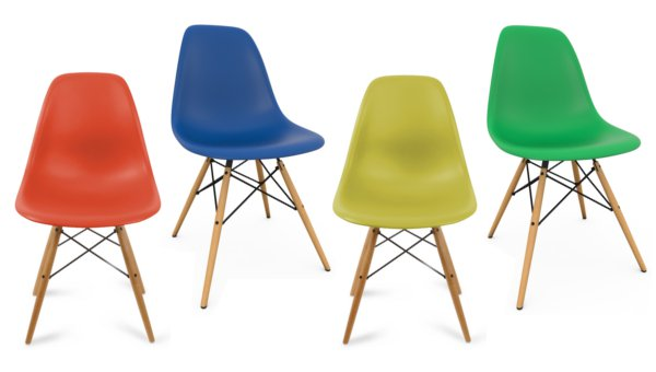Charles & Ray Eames | Eames Chairs, Tables & More | Heal's