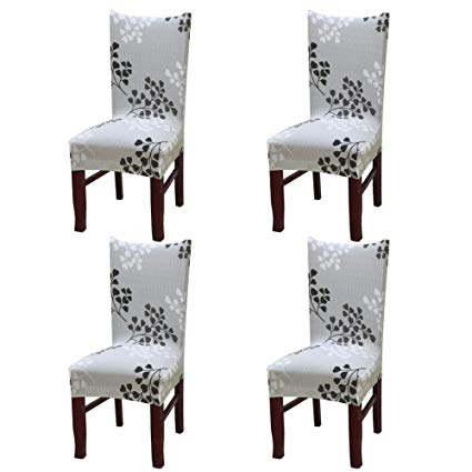 Amazon.com: Nigecue Dining Chair Cover,Super Fit Stretch Removable