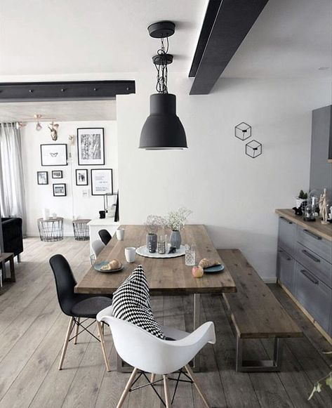 46 Awesome Scandinavian Dining Room Design Ideas With Swedish Style