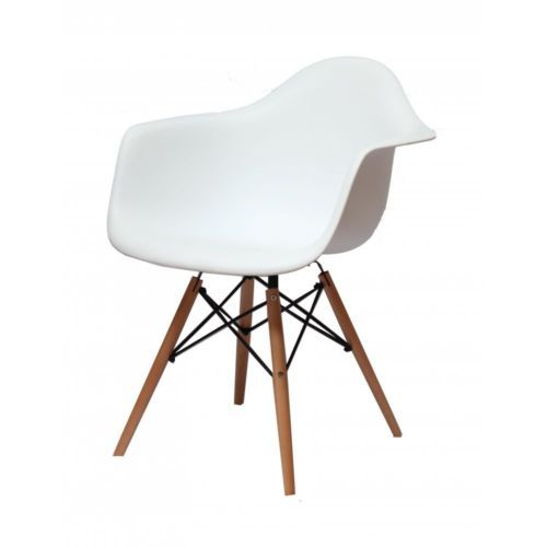 Pin by Jenevieve Hardy on Room   Eames style dining chair, White