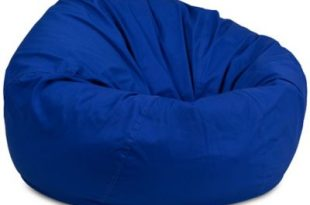 Flash Furniture Kids Large Bean Bag Chair In Royal Blue in 2019