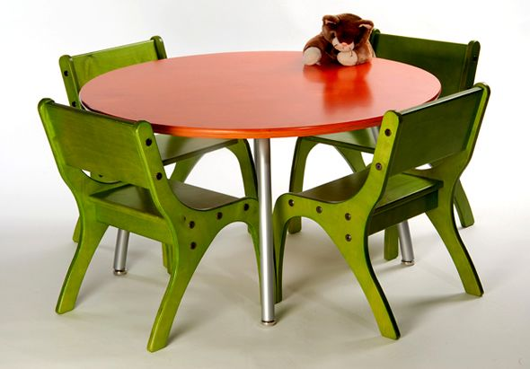 eco friendly kids table and chairs   Kiddos Room