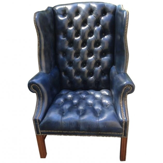 Tufted Chairs For Sale   Stühle   Leather wingback chair, Wing chair