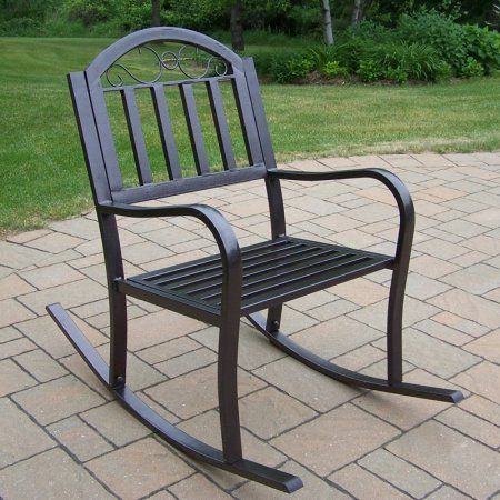 Free Shipping. Buy Oakland Living Rochester Outdoor Rocking Chair at