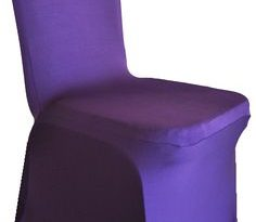 Regency Spandex Chair Cover provided by Waterford Event Rentals