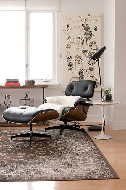 House tour of Jess Loraas in 2019   Decor   Eames chairs, Eames