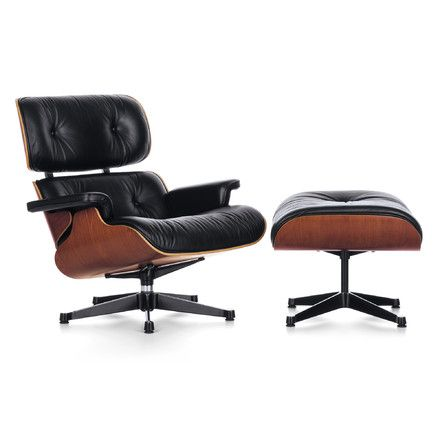 Eame´s lounge chair seen at www.thefanzynet.com | Deco | Eames