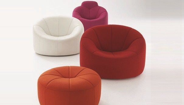 Runde Sessel Design Ideen #Sessel | Sessel | Chair, Bean bag chair