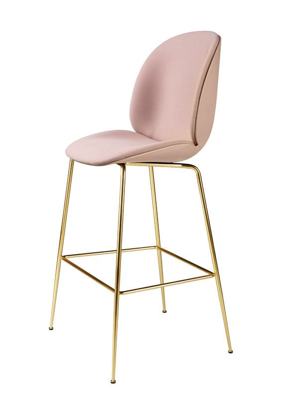 GUBI // Beetle Bar Chair, front upholstered, by GamFratesi   SOFA in