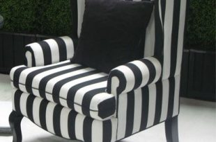 Black And White Wingback Chair | Stühle | Pinterest | Chair
