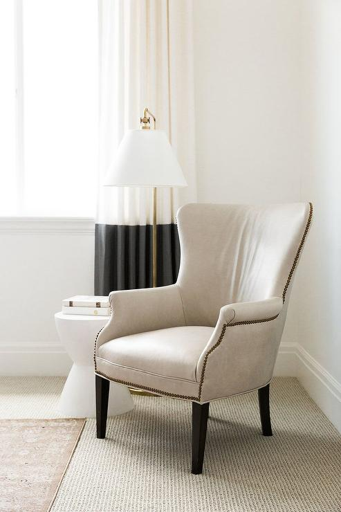 Leather Wingback Chair Design Ideas