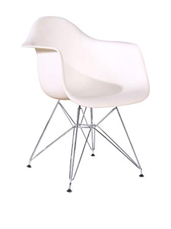 SuperStudio Lo + demoda Tower Arms CHAIR - 56x47x81.5 cm white