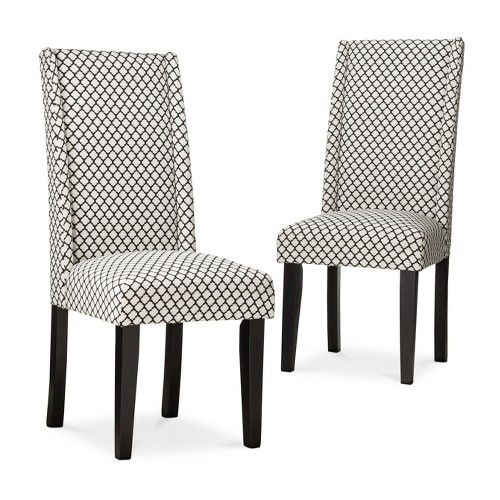 Modern Wingback Dining Chair   Esszimmerstühle   Dining chairs