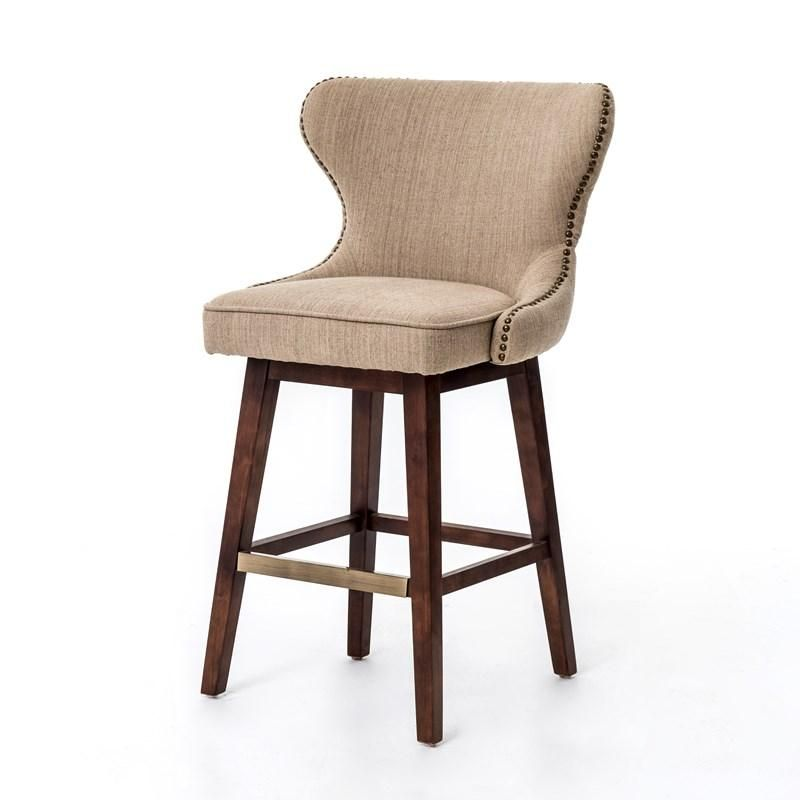 Julie Swivel Counter Stool – Hyde Clay