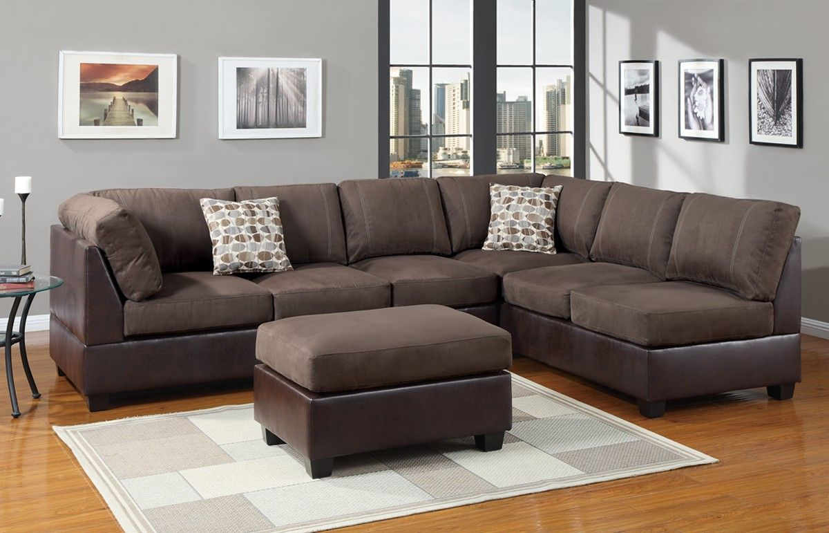 Painting of Affordable Sectional Couches for Cozy Living Room Ideas