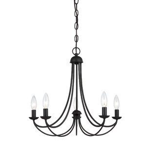 Laurel Foundry Modernes Bauernhaus Giverny 9-Light Candle-Style.