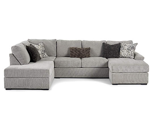Broyhill Parkdale Sectional |  Big Lo