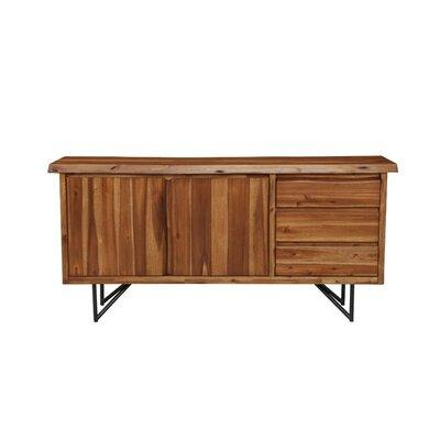 Foundry Select Foundry Select Boulder Creek Festes Akazien-Sideboard.
