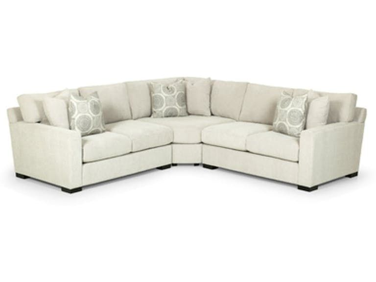 Stanton Furniture 383-Sectional in Portland, Oregon |  Ecke .