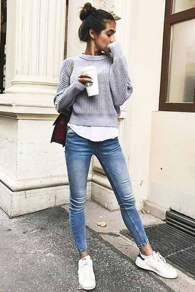 Beste bequeme Frauen Herbst Outfit    Bequeme Herbstoutfits.
