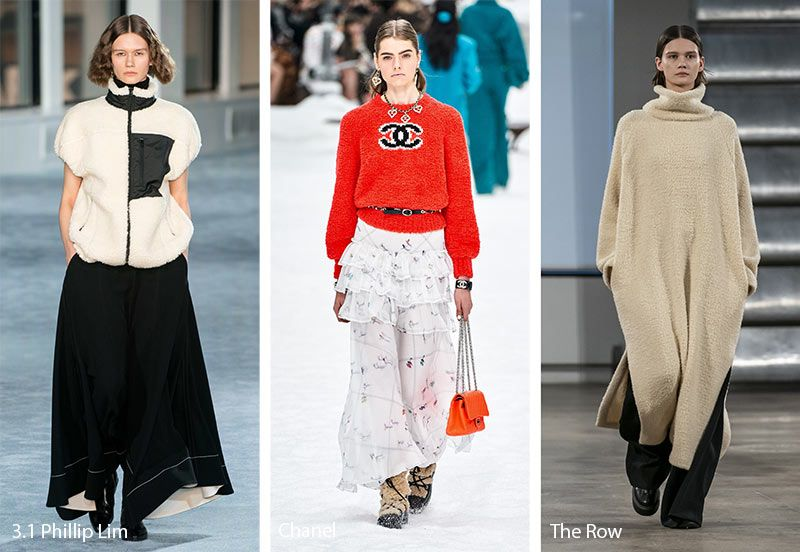 Herbst / Winter 2020-2021 Modetrends |  Wintermode-Outfits.