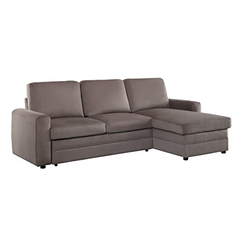 Reversible Chaise Sectional: Amazon.c.