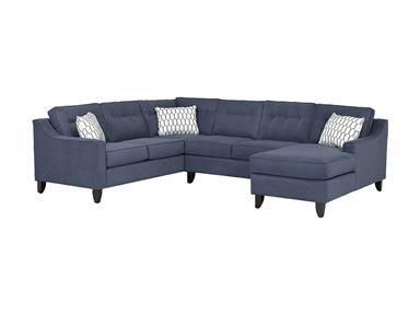 Kaufen Sie Klaussner Audrina Sectional, K31600 SECT und andere.