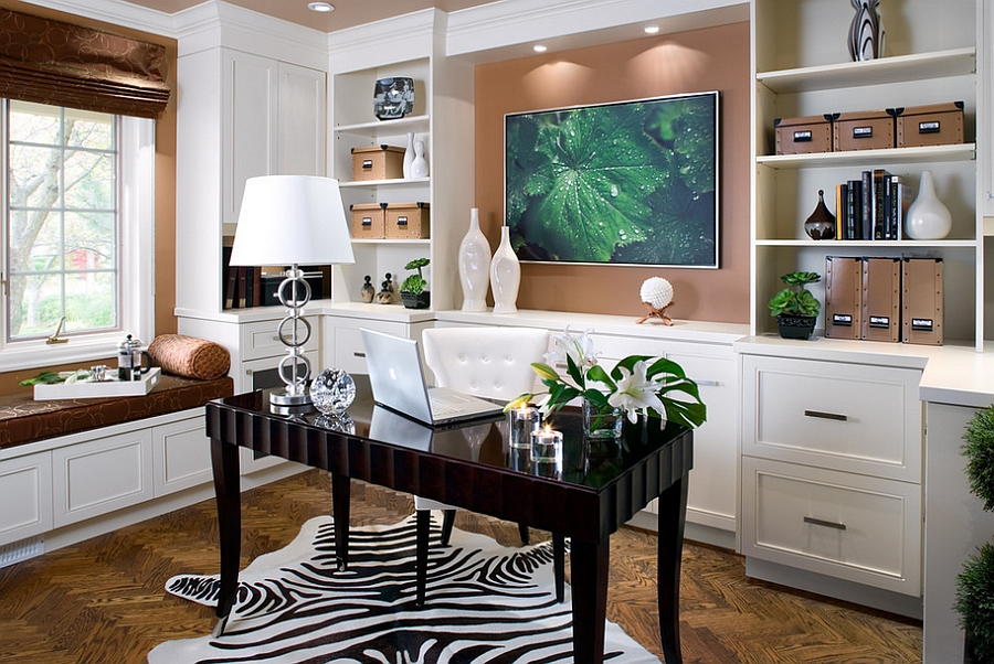 Home Office Feng Shui 1