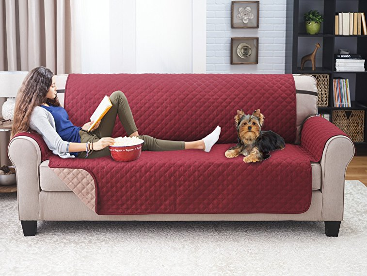 Haustier Sofa Couch Cover Stuhl Hund Kid Mat Möbel Protector.