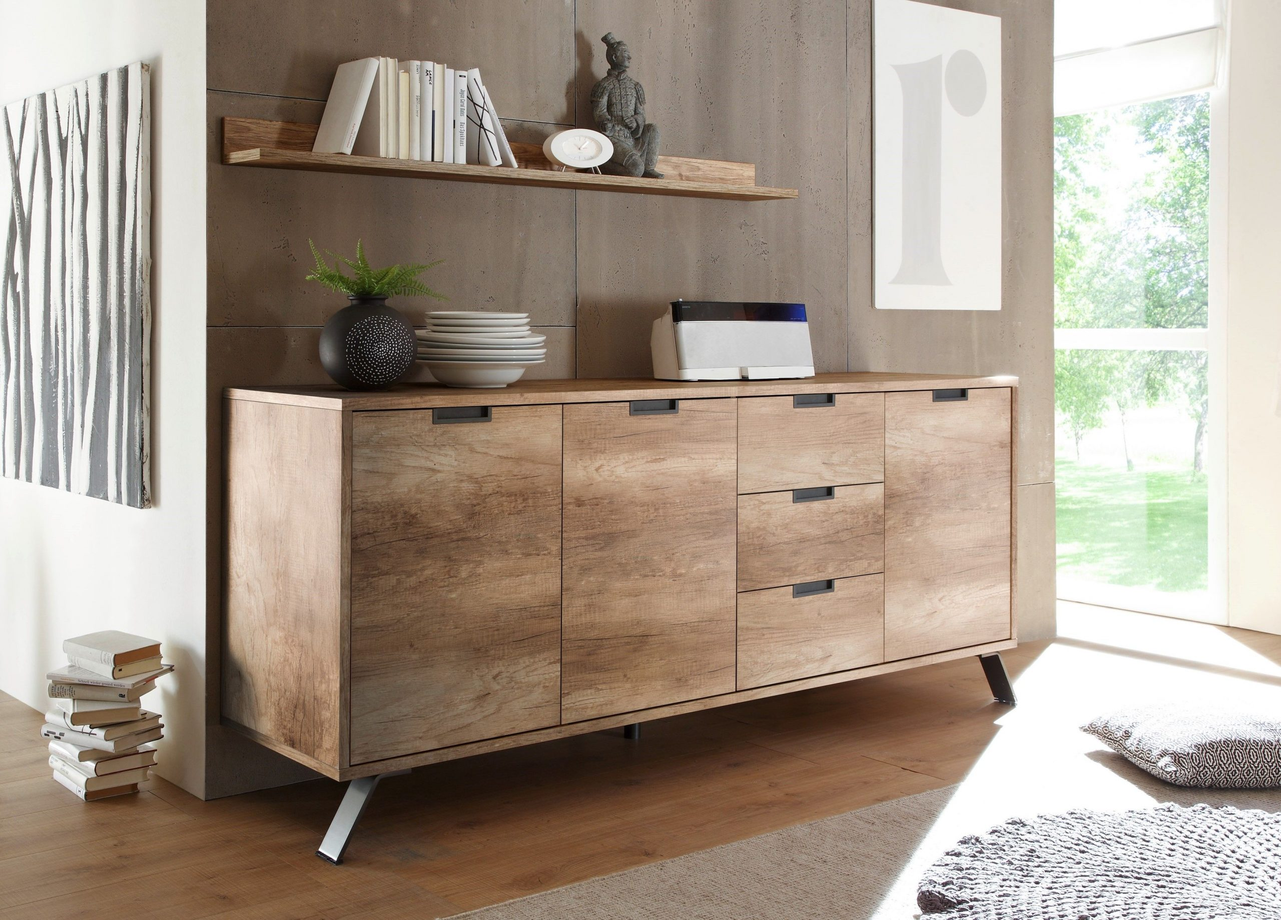 Amityville Holz Sideboards