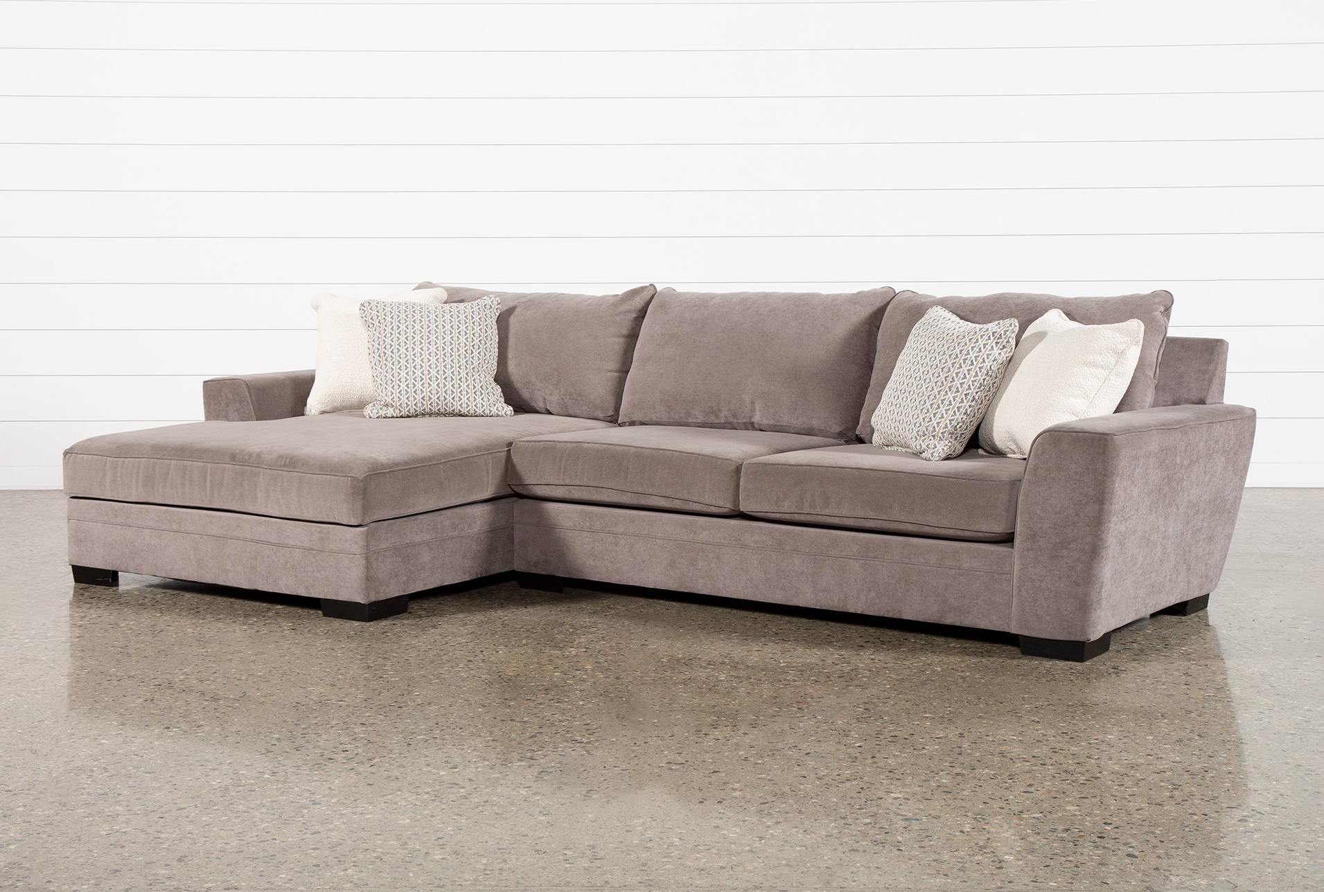 Delano 2 Stück Sectionals mit Laf Oversized Chaise