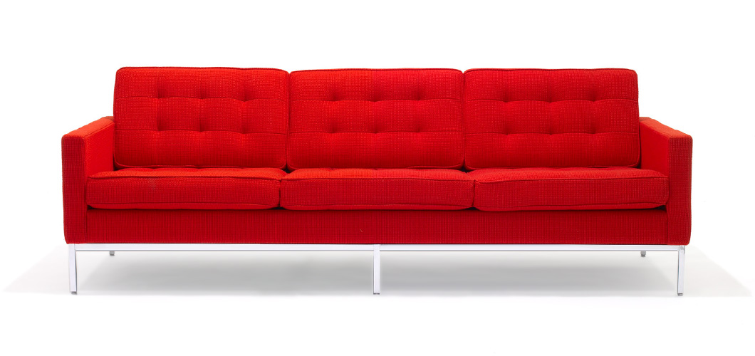 Florence Knoll Stoffsofas